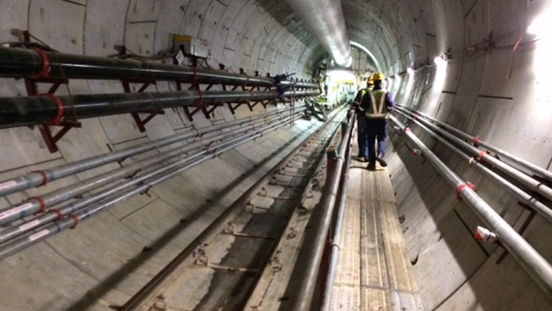 Tunnelling - Hyperbaric Consultancy and Audit